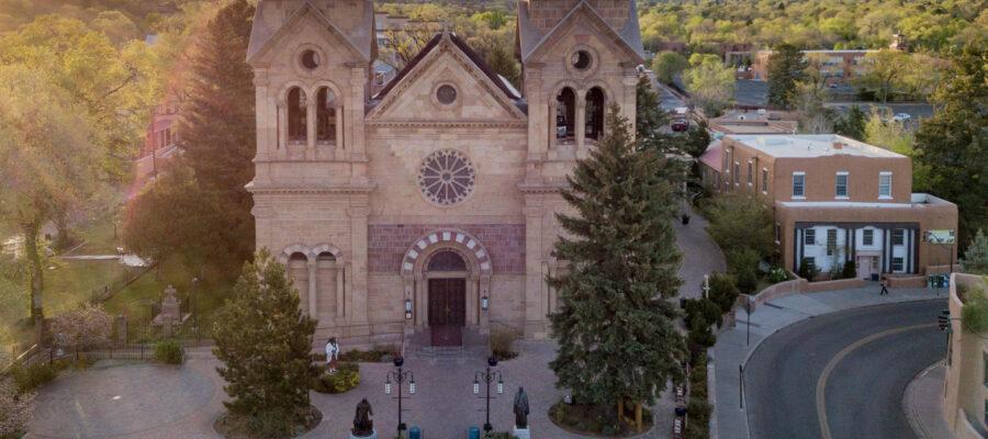 Cathedral Basilica of St. Francis of Assisi santa fe new mexico
